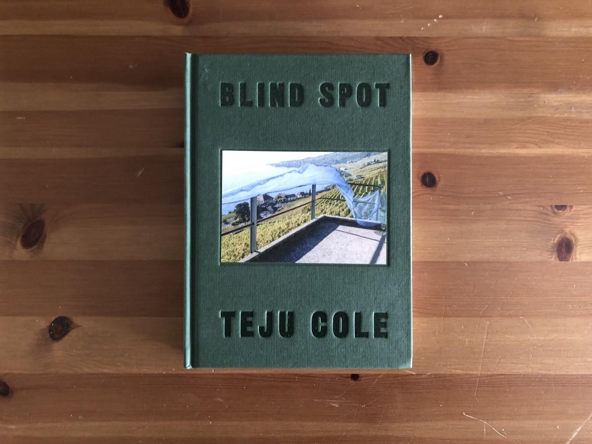 Blind Spot book cover.