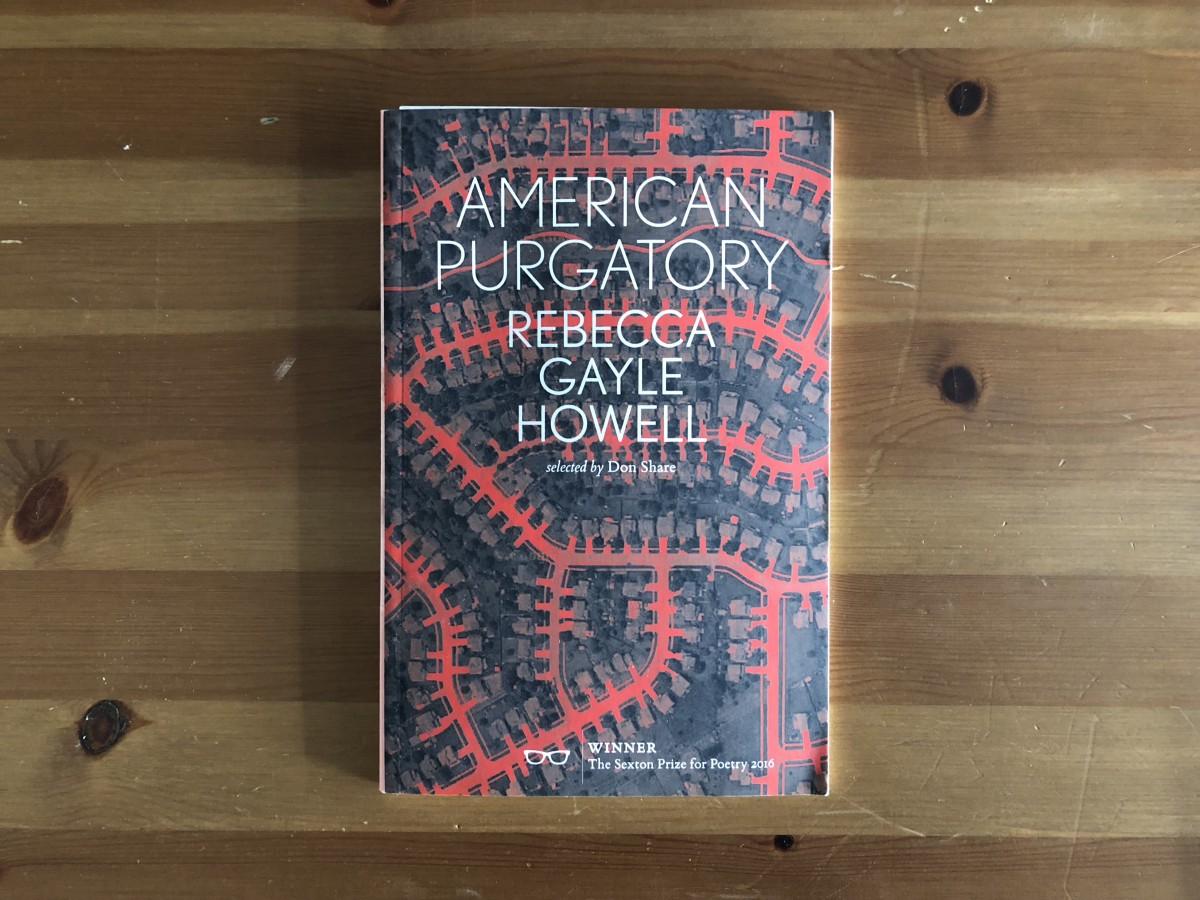 American Purgatory book cover.