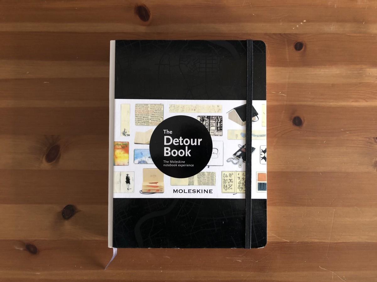The Detour Book book cover.